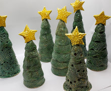 Load image into Gallery viewer, Pottery Plus Christmas trees