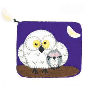 COIN PURSE: Night Owls