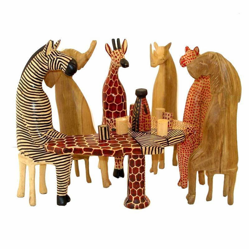 Mahogany Party Animal Set