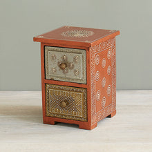 Load image into Gallery viewer, Mango Mahamantra 2-Drawer Chest