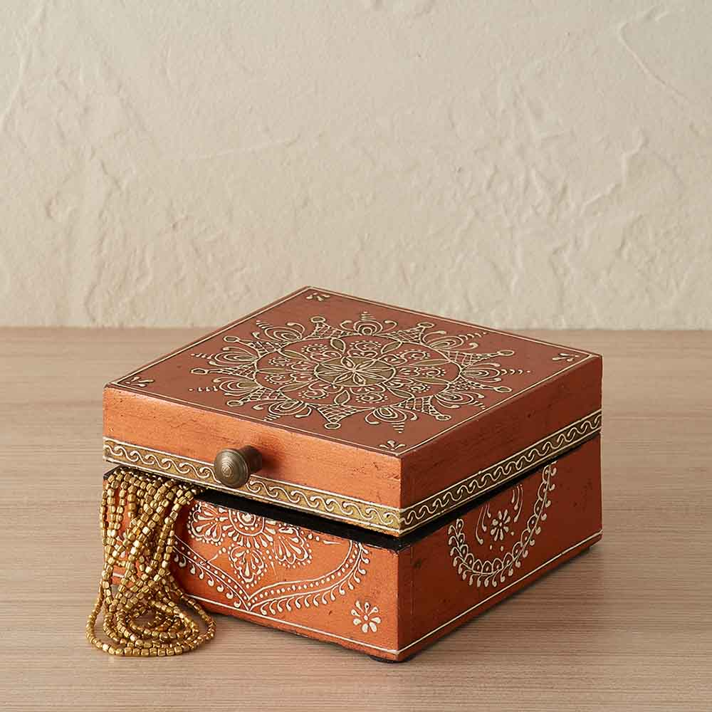 Mahamantra Keepsake Box