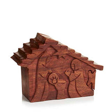 Load image into Gallery viewer, Nativity Puzzle Box
