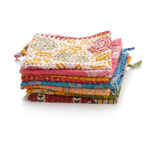 Load image into Gallery viewer, KANTHA DISHCLOTH