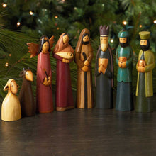 Load image into Gallery viewer, FOLK ART NATIVITY