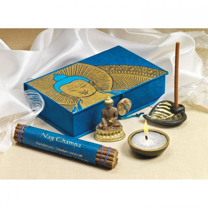 MEDITATION BOX: Buddha