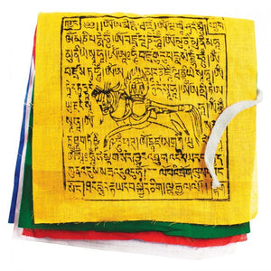 Windhorse Prayer Flag