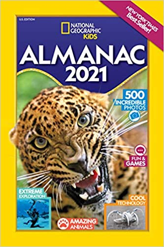 National Geographic Kid's Almanac 2021  720