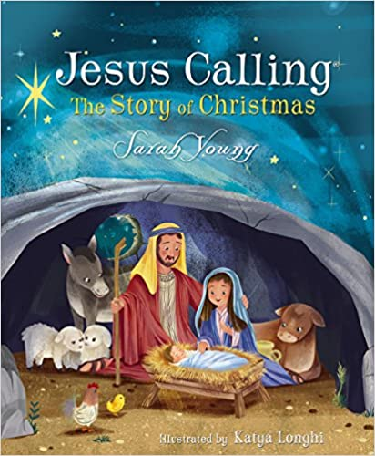 Jesus Calling: The Story of Christmas  1118