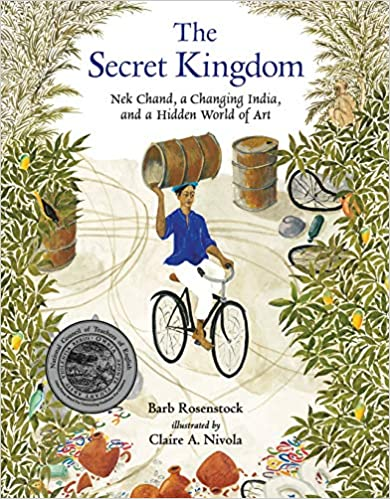 ZDNO The Secret Kingdom: Nek Chand, a Changing India, and a Hidden World of Art  418
