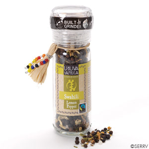 Swahili Lemon Pepper Grinder