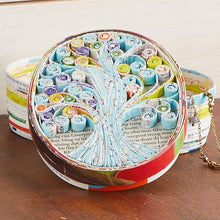Load image into Gallery viewer, Tree of Life Recycled Box