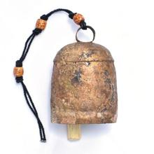 Load image into Gallery viewer, Solo Copper Bell - Large #10