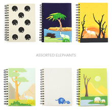 Load image into Gallery viewer, Large Notebook - Ellie Pooh
