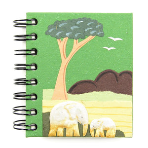 Small Notebook - Ellie Pooh