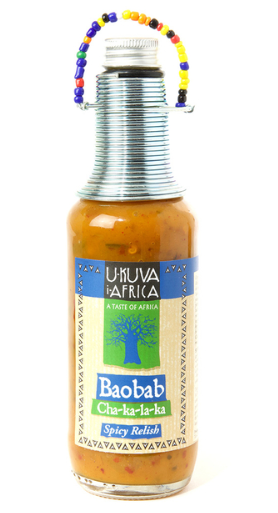 Baobab Chakalaka Spicy Relish Sauce Worldswindow