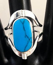 Load image into Gallery viewer, Semi-Precious Stone Flip Rings - Large