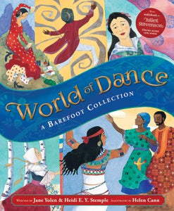World of Dance: A Barefoot Collection 120
