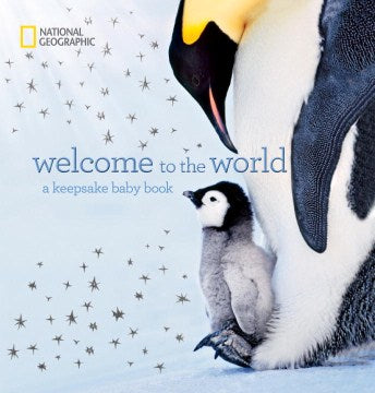 Welcome to the World: A Keepsake Baby Book 14
