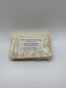 Silver Lake Honey Soap