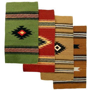 Table Long Mats Handwoven 100% Wool Runner