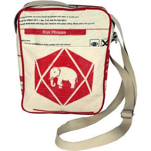 Cement Crossbody Bags