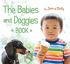 The Babies and Doggies Book    16