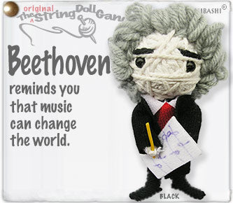 STRING DOLL BEETHOVEN