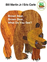 Brown Bear, Brown Bear, What Do You See? Bilinqual Board Book 817