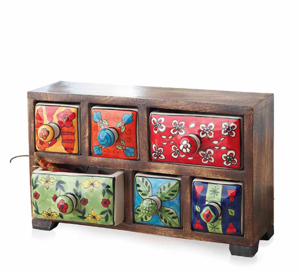 Bright Mango Spice Chest