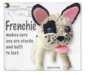 Frenchie String Doll
