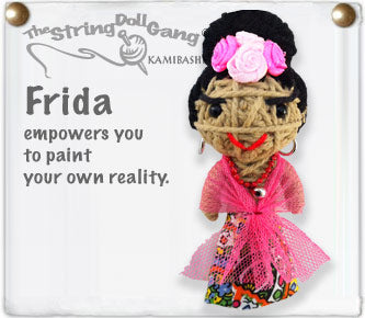 FRIDA STRING DOLL