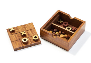 Rosewood 2 in 1 Game Set