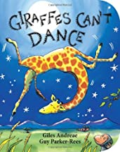 Giraffes Can't Dance  Board Book  12