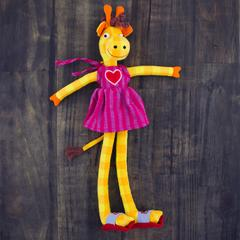 Doll Gigi the Giraffe
