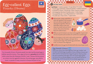 Global Kids Activity Cards 120