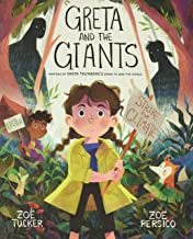 Greta and the Giants: inspired by Greta Thunberg's stand to save the world 320