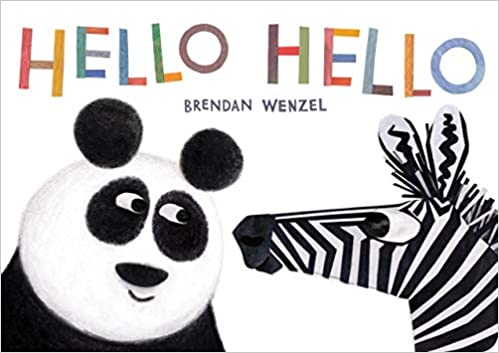 Hello Hello Board Book   920