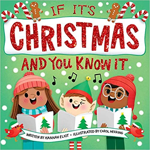 If It's Christmas and You Know It Board Book   920