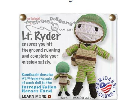 Lt. Ryder String Doll