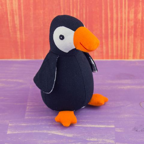 Fabric Plush Puffin