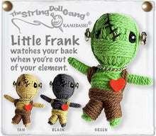 Load image into Gallery viewer, Little Frank String Doll