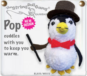 Pop String Doll