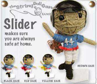Slider Girl String Doll