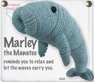 Marley the Manatee String Doll