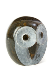 Wide Eyed Stone Owl