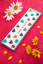 Load image into Gallery viewer, Kisii Kenyan Soapstone Love is Love Rectangular Tray