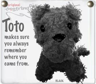 Toto String Doll Oz