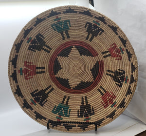 "Wedding Basket 12"" Ceremonial Traditional Style"