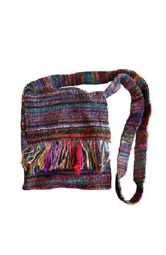 Bag Recycled Silk