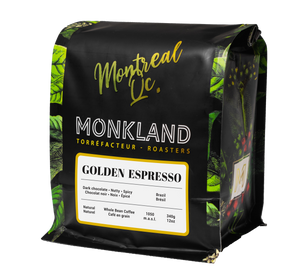 Golden Espresso - Monkland Coffee Roasters